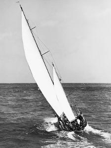 Sail Boat 4 by Underwood