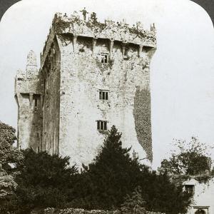 Blarney Castle, Cork, Ireland by Underwood & Underwood