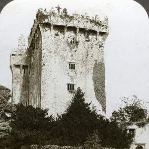 Blarney Castle, Cork, Ireland by Underwood & Underwood