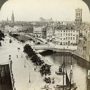 Copenhagen, Denmark by Underwood & Underwood