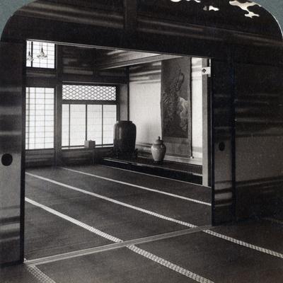 Home of Count Okuma, Tokyo, Japan, 1904