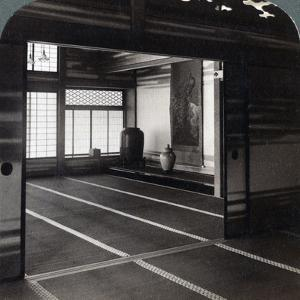 Home of Count Okuma, Tokyo, Japan, 1904 by Underwood & Underwood