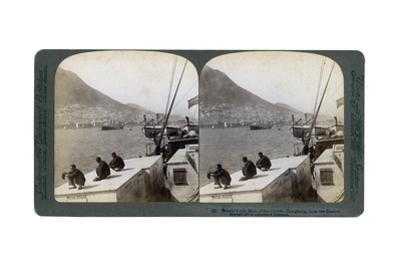Hong Kong from the Harbour, 1901