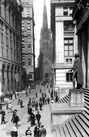 Wall Street by Underwood