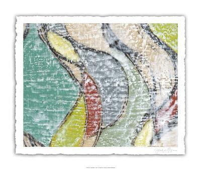 Undulating Color IV-Jennifer Goldberger-Limited Edition