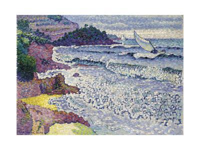 Undulating Sea, c.1903-Henri Edmond Cross-Giclee Print