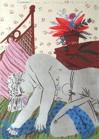 Une Après-Midi-Alexandre Fassianos-Limited Edition