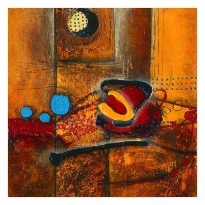 Une vague de chaleur 1-Sylvie Cloutier-Art Print