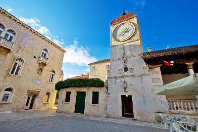 UNESCO Town of Trogir Square-xbrchx-Photographic Print