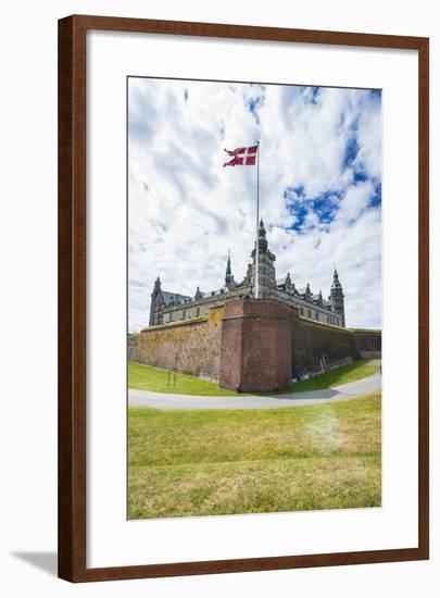 Unesco World Heritage Site Kronborg Renaissance Castle, Helsingor, Denmark-Michael Runkel-Framed Photographic Print