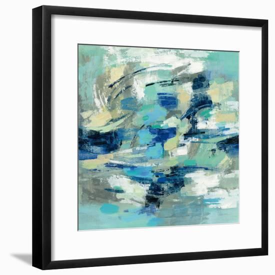 Unexpected Wave-Silvia Vassileva-Framed Art Print