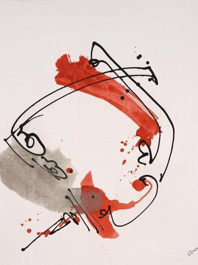 Unfinished Song I-Rikki Drotar-Giclee Print
