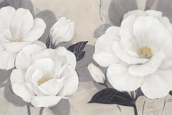 Unfolding Blossoms-Ivo Stoyanov-Art Print