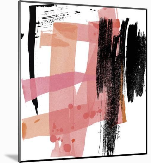 Unforgettable Crush-Eva Hjelte-Mounted Giclee Print