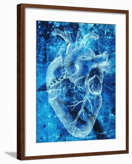 Unhealthy Heart-Mehau Kulyk-Framed Photographic Print