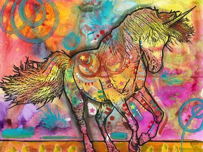 Unicorn-Dean Russo-Giclee Print