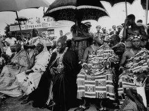 Unidentified Photo from a Story Concerning the Gold Coast Independence Ceremonies