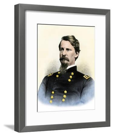 Union Army General Winfield Scott Hancock in the Civil War