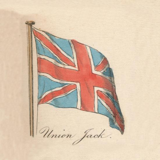 'Union Jack', 1838-Unknown-Giclee Print