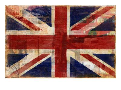 Union Jack-Cory Steffen-Premium Giclee Print