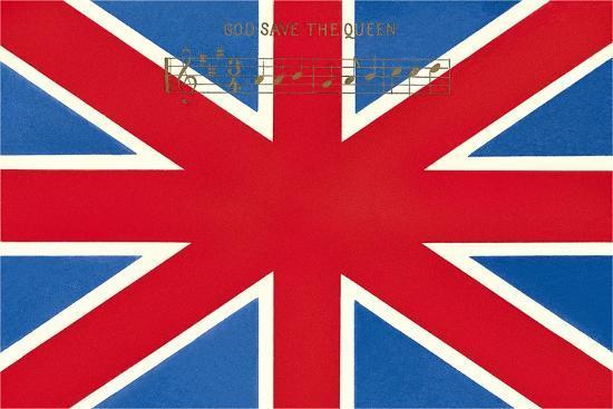 Union Jack--Art Print