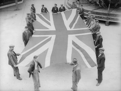 Union Jack--Photographic Print