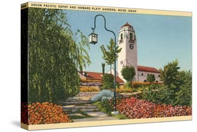 Union Pacific Depot, Boise, Idaho