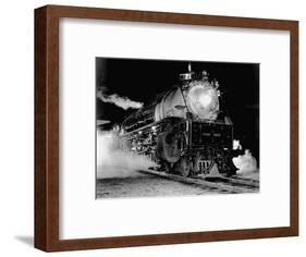 Union Pacific Locomotive-null-Framed Photographic Print