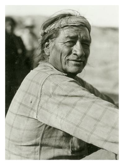 Union Pacific, Navajo Indian--Giclee Print