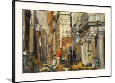 Union Square NY-Marilyn Hageman-Framed Art Print