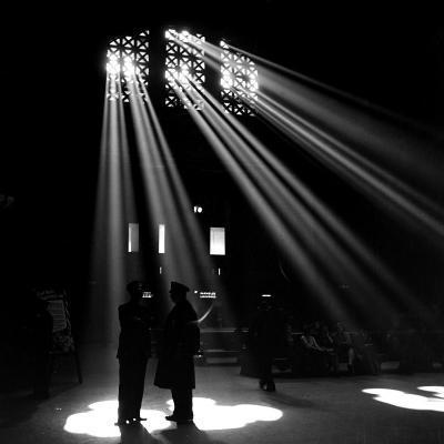 Union Station, Chicago, 1943-Jack Delano-Photo