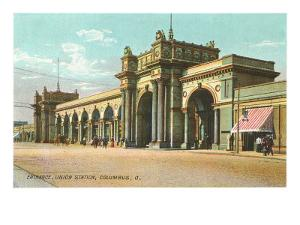 Union Station, Columbus, Ohio