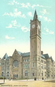 Union Station, Indianapolis, Indiana