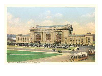 Union Station, Kansas City, Missouri--Art Print