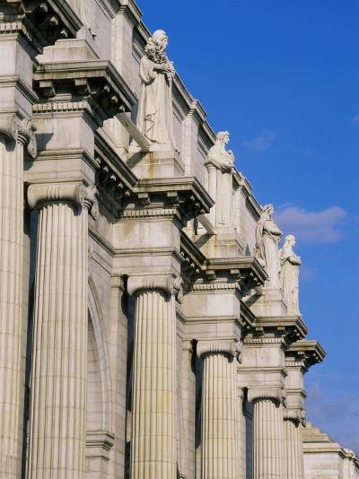 Union Station, Washington, D.C., USA--Photographic Print
