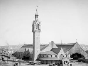 Union Station, Worcester, Mass.