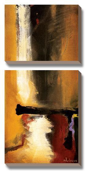 Union Station-Noah Li-Leger-Canvas Art Set