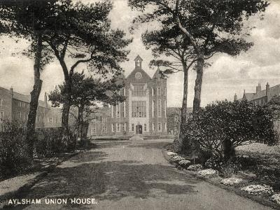 Union Workhouse, Aylsham, Norfolk-Peter Higginbotham-Photographic Print