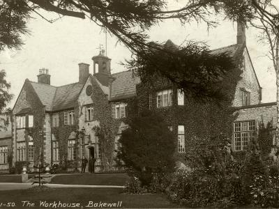 Union Workhouse, Bakewell, Derbyshire-Peter Higginbotham-Photographic Print