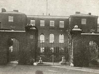 Union Workhouse, Docking, Norfolk-Peter Higginbotham-Photographic Print