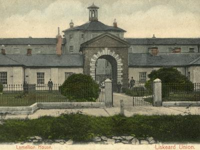 Union Workhouse, Liskeard, Cornwall-Peter Higginbotham-Photographic Print