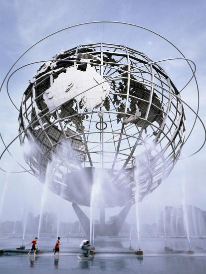 Unisphere at the 1964 World's Fair-Carol Highsmith-Photo