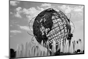 Unisphere at World's Fair Site Queens NY