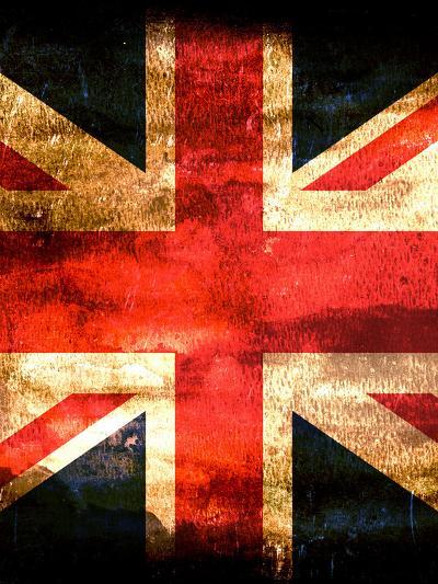 United Kingdom England Flag-Wonderful Dream-Art Print