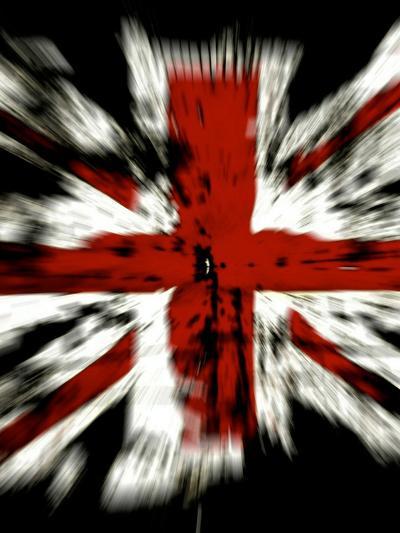 United Kingdom Flag-Wonderful Dream-Art Print