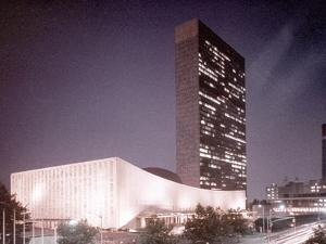 United Nations 1971