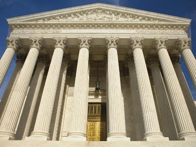 United States Supreme Court-William Manning-Photographic Print