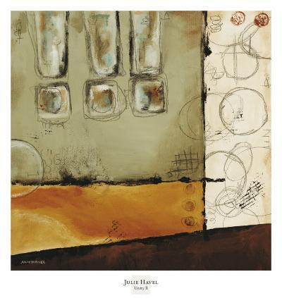 Unity II-Julie Havel-Art Print