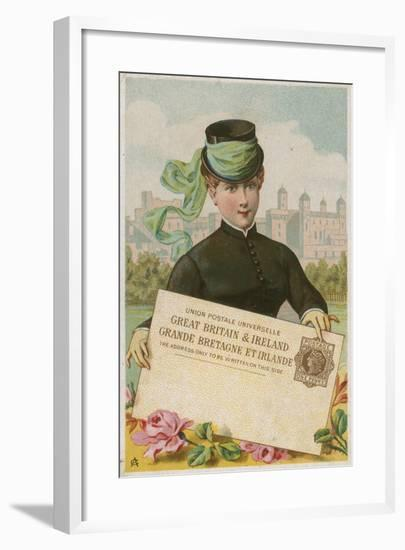 Universal Postal Union--Framed Giclee Print