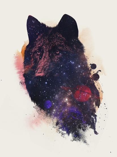 Universal Wolf-Robert Farkas-Giclee Print
